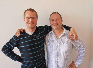 Tomáš Sadílek a David Smolak