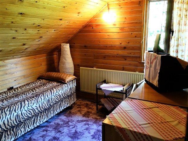 1. pokoj v podkroví od vstupu