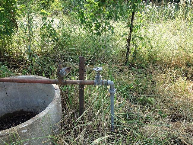 Přípojka vody