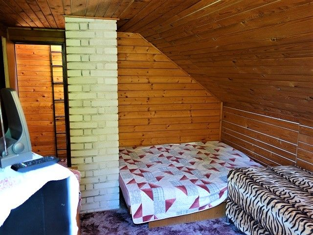 1. pokoj v podkroví ke vstupu
