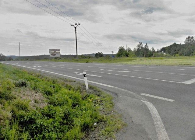 Komerční pozemek 8 623 m² Příbram, Dubno