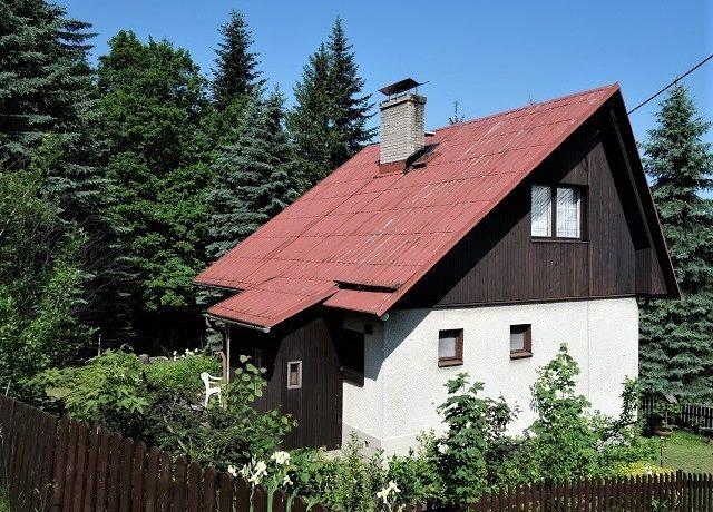 Pozemek 507 m² s chatou, Frýdlant nad Ostravicí, Lubno