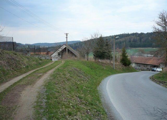 Pozemek k zastavění 1 785 m², Životice, Plzeň - Jih