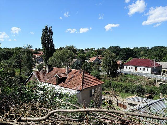 Výhled na obec