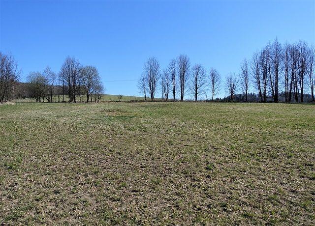 Stavební pozemek 9 463 m², Rýmařov, okres Bruntál